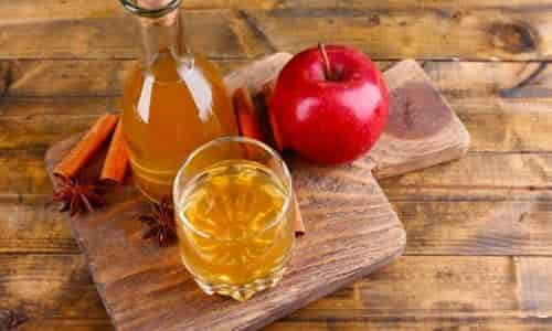 Vinagre Manzana para asma