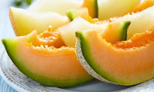 Fotos Planta Melones Flores